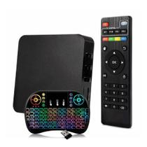 Ctv 4k Android 8.1 Transformar TV em smart  com Teclado - Mxpro