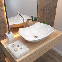 Cuba Apoio Para Banheiro Trevalla Lux L42 Abaulada -