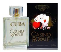 Cuba Casino Royale 100ml (inspiração Black Xs) -