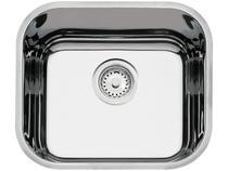 Cuba de Embutir para Cozinha Tramontina Inox - Retangular 40x34cm Perfecta Lavínia