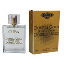 Cuba Double Gold 100ml (inspiração Kouros) -