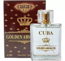 Cuba Golden Absolute 100ml (inspiração Malbec) -