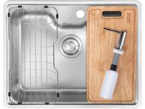 Cuba para Cozinha de Sobrepor Franke Inox - Bell BCX 610-61