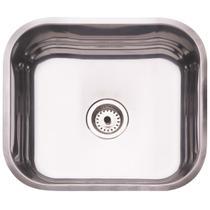 Cuba Para Cozinha Retangular 40 Bl Aço Inox 94081506 Tramontina -