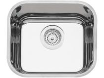Cuba para Cozinha Tramontina Inox Retangular - 40x34cm Prime 94020202