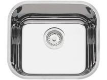 Cuba Simples de Embutir para Cozinha Tramontina - Inox Retangular 43x37cm Prime Lavínia -