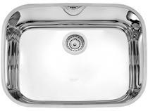 Cuba Simples para Cozinha Tramontina Inox - Retangular 48x34cm Prime Lavínia