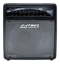 Cubo Amplificador Contrabaixo Baixo 60w Bas 60 Datrel Nfe -