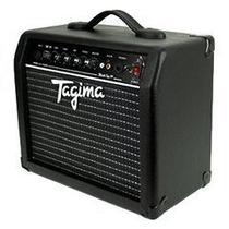 Cubo Amplificador Guitarra Black Fox 20W Tagima TBF20 BK -