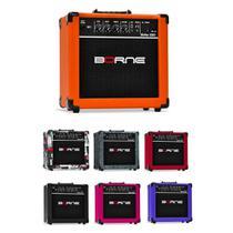 Cubo Amplificador Guitarra Borne Strike G30 -