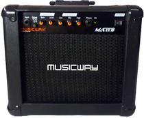 Cubo Amplificador Guitarra Music Way Maxx10 Color - Mackintec