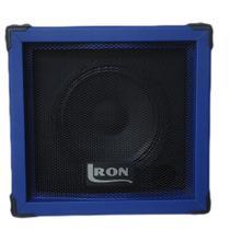 Cubo Amplificador Para Contrabaixo 50w Rms 10 Iron 100cb - E. Sound