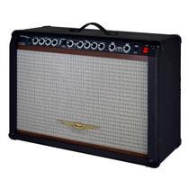 Cubo Ativo p/ Guitarra Fal 2x12 Pol 220W - OCG 1202 Oneal -