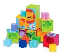 Cubo Didático 5 em 1 - Mercotoys - Solapa -