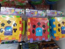 Cubo Didático Grande Sortidos - Mercotoys Brinquedos -