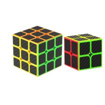 Cubo Magico 2x2+3x3 Profissional Speed Cube Zx - Toycube