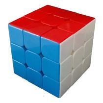 Cubo Mágico 3x3 Qiyi Warrior W Stickerless - Online