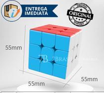Cubo Mágico 3x3x3 Profissional Original - 7Brinquedos