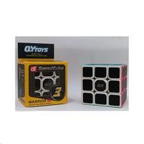 Cubo Mágico 3x3x3 Qiyi Warrior W Carbon Fiber Stickerless -