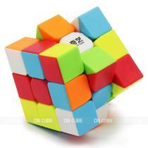 Cubo Mágico 3x3x3 Qiyi Warrior W - Qiyi-Mfg
