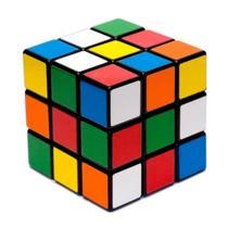 Cubo Mágico 3x3x3 Quebra-Cabeça Colorido - Limix