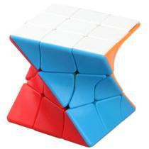 Cubo Mágico 9 faces Profissional Cubo Tec Torcido Braskit 290-3 -