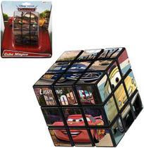 Cubo Magico Carros 5,5Cm - Etitoys