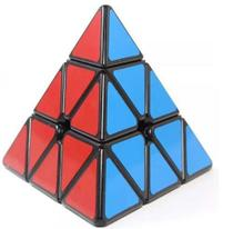 Cubo Mágico Pirâmide Piraminx Profissional - Top Total