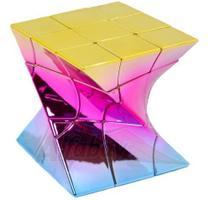 Cubo Magico Profissional 3x3x3 Fanxin Skewb Espelhado Cand -
