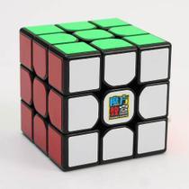 Cubo Mágico Profissional 3x3x3 Moyu Mf3rs Preto Imperdível! -
