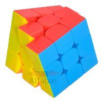 Cubo Mágico Profissional 3x3x3 Moyu Mf3rs Stickerless -