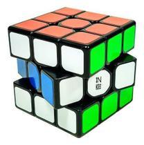 Cubo Magico profissional 3x3x3 Sail W QiYi giro rápido -