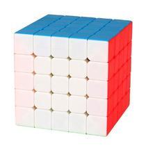Cubo Mágico Profissional 5x5x5 Moyu Meilong - YJ/Moyu