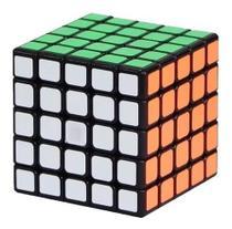 Cubo Mágico Profissional 5x5x5 - Rápido Giro Velocidade Cube - JIEHUI
