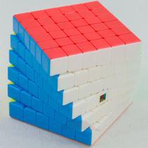 Cubo Mágico Profissional 6x6x6 Moyu Meilong Stickerless - Meillong