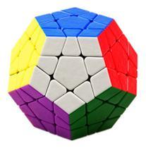 Cubo Mágico Profissional Megaminx Pentágono Pronta Entrega - Like Toys