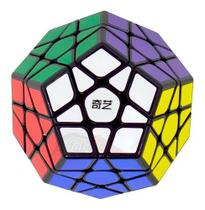 Cubo Magico Profissional Megaminx Qiheng Qiyi Adesivado -