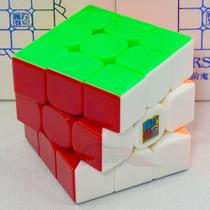 Cubo Mágico Profissional Moyu MoFangJiaoShi 3x3x3 MF3RS3 M Magnético Stickerless -