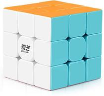Cubo Magico Profissional Original Qiyi Sem Adesivo 3x3x3 - Rubik