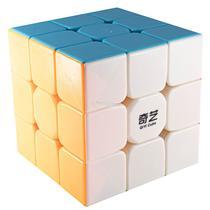Cubo Mágico Profissional Qiyi Stickerless 3x3x3 -