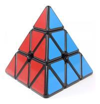 Cubo Mágico Pyraminx Profissional Pirâmide Meilong Legent - c w acessorios