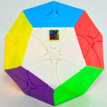 Cubo Mágico Rediminx Moyu Meilong Plum Minx Stickerless -