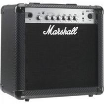 Cubo para Guitarra 15W MG15CFR-B Preto MARSHALL -