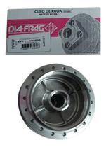 Cubo Roda Traseiro Cg Titan Fan 150 2013 Diafrag -