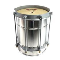 Cuica Contemporanea Light 116Lt Aluminio 08 Pele Couro -