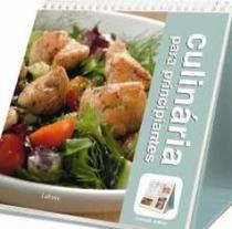 Culinaria para principiantes - Lafonte -