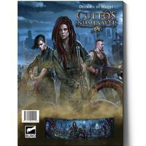 Cultos Inomináveis -  Divisória do Mestre - RPG - Buró -