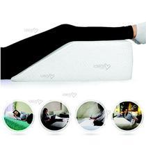 Cunha Rampa Em Espuma Para Elevação das Pernas - Travesseiro Ideal