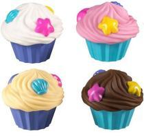 Cupcake divertido p/ banho munchkin/sylink -