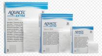 Curativo Aquacel Extra 15 x 15 cm (Caixa c/ 10 und.) 420673 - Convatec -